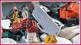 Вывоз пластиковых отходов