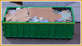 Вывоз макулатуры и картона